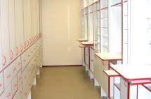 Мебель для материальных комнат (складская)