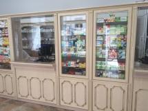 Мебель для торгового зала